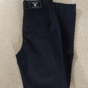 Versace Jeans Couture Black Jeans